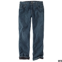 Rlxd Fit Holter Jean Lined