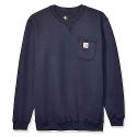 Crewneck Pkt Sweatshirt