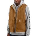 Duck Sherpa Lined Vest