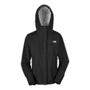 W Venture Jacket Tnf Black