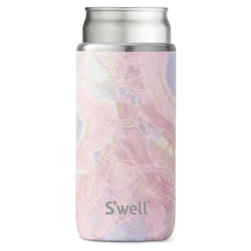 Geode Rose Slim Drink Chiller