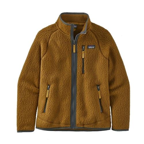 Retro Pile Fleece Jacket