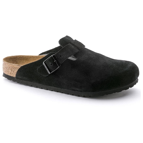 Boston Soft Footbed Suede