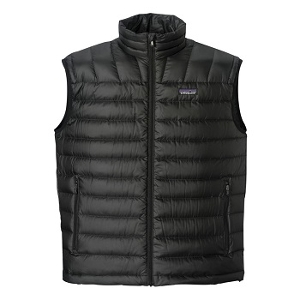 M.Down Sweater Vest