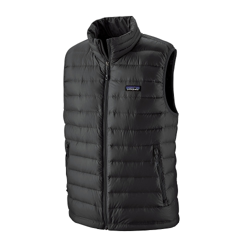 M. New Down Sweater Vest