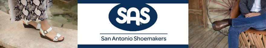 SAS COMFORT SHOES Banner