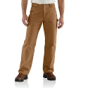 Washed Duck Pant Lined