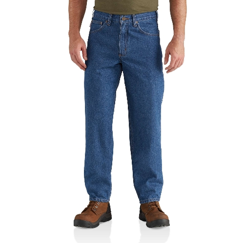 Rlxd Fit Tapered Jean