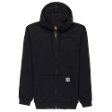 Mw Hooded Zip Sweatshirt