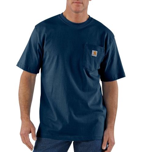 Workwear Pkt Ss - Tall