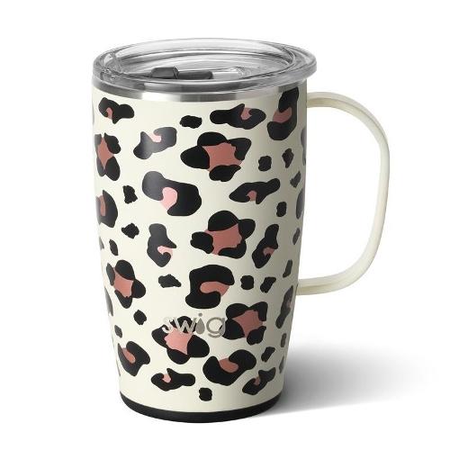 18oz Mug - Luxy Leopard