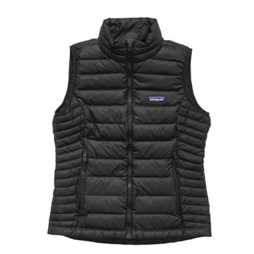 W. New Down Sweater Vest