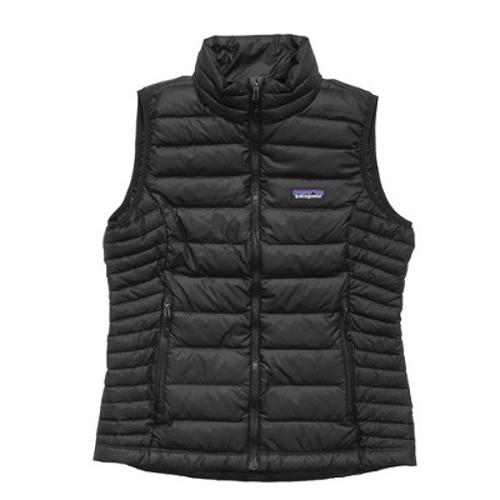W. New Down Sweater Vest