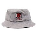 Surf Embroidered Bucket Cap