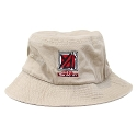 Skate Embroidered Bucket Cap