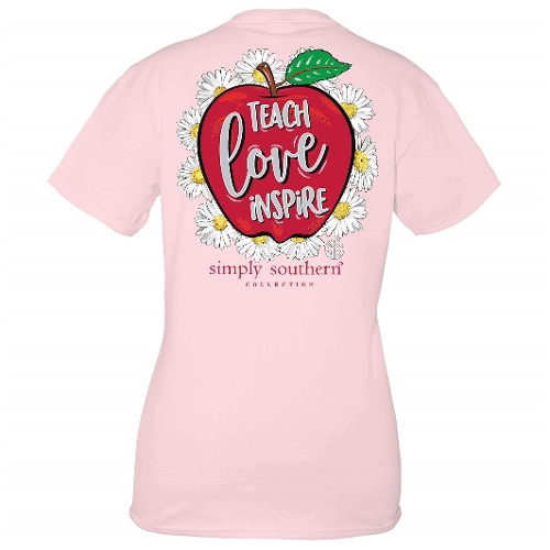 Ss Teach Love Inspire