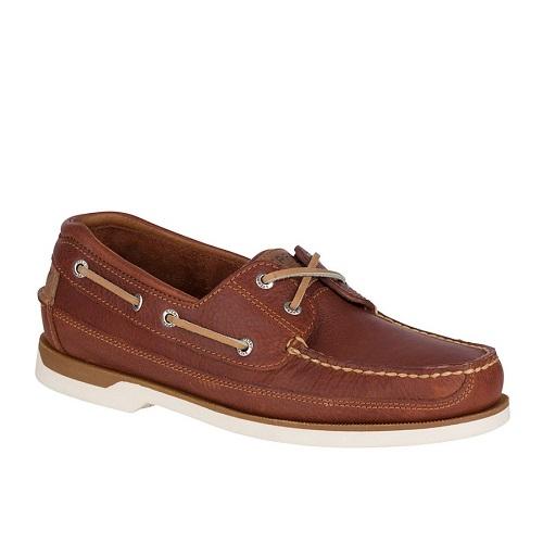 Mako 2 Eye Boat Shoe