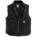 Arctic Quilt-Lined Duck Vest