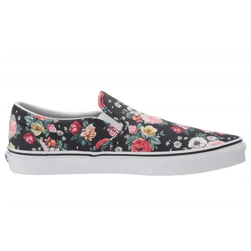 Garden Floral Slip-On